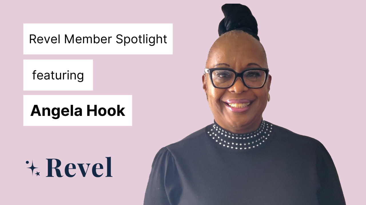 Revel Member Spotlight: Angela Hook
