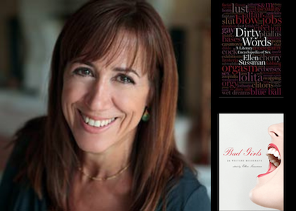 Author Ellen Sussman is so much more than a character in one of her novels.
