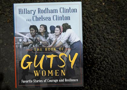 Many 'gutsy women' did their most important, courageous work in their later years.