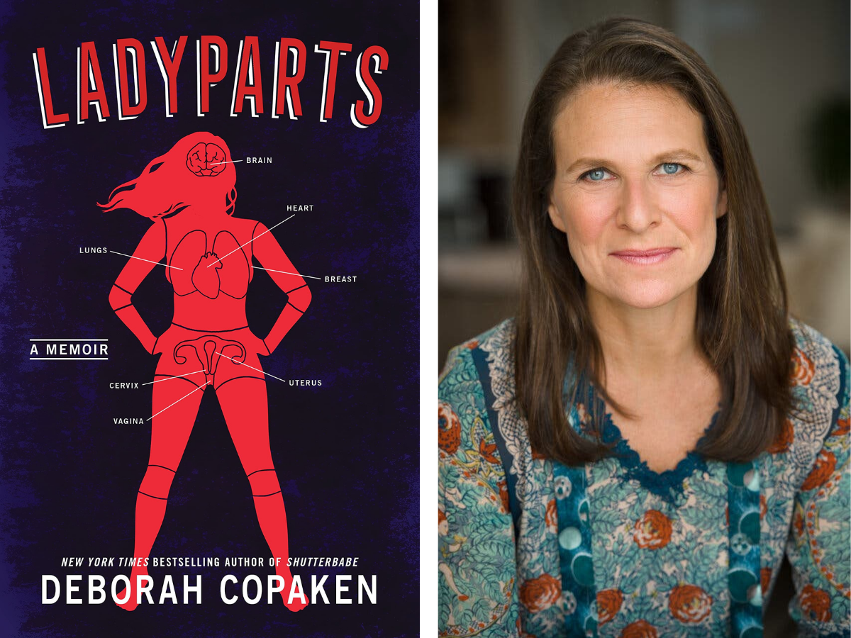 Author Q&A: Deborah Copaken