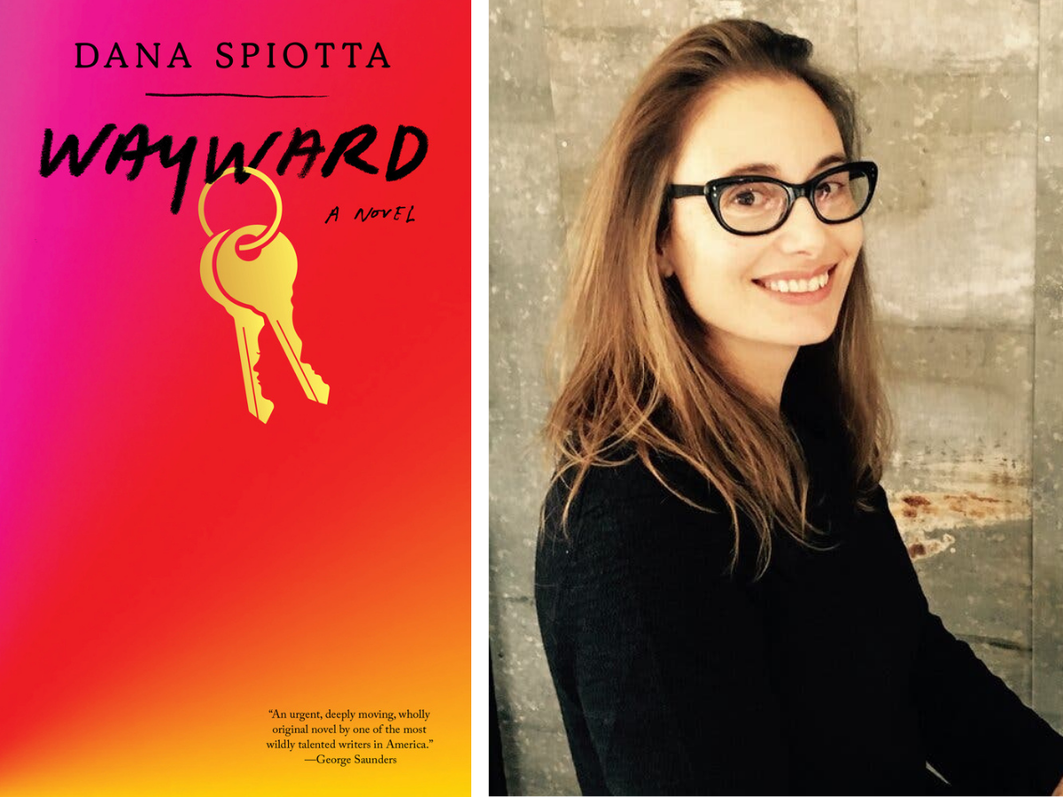 Nina Collins interviews Dana Spiotta about her new book Wayward.