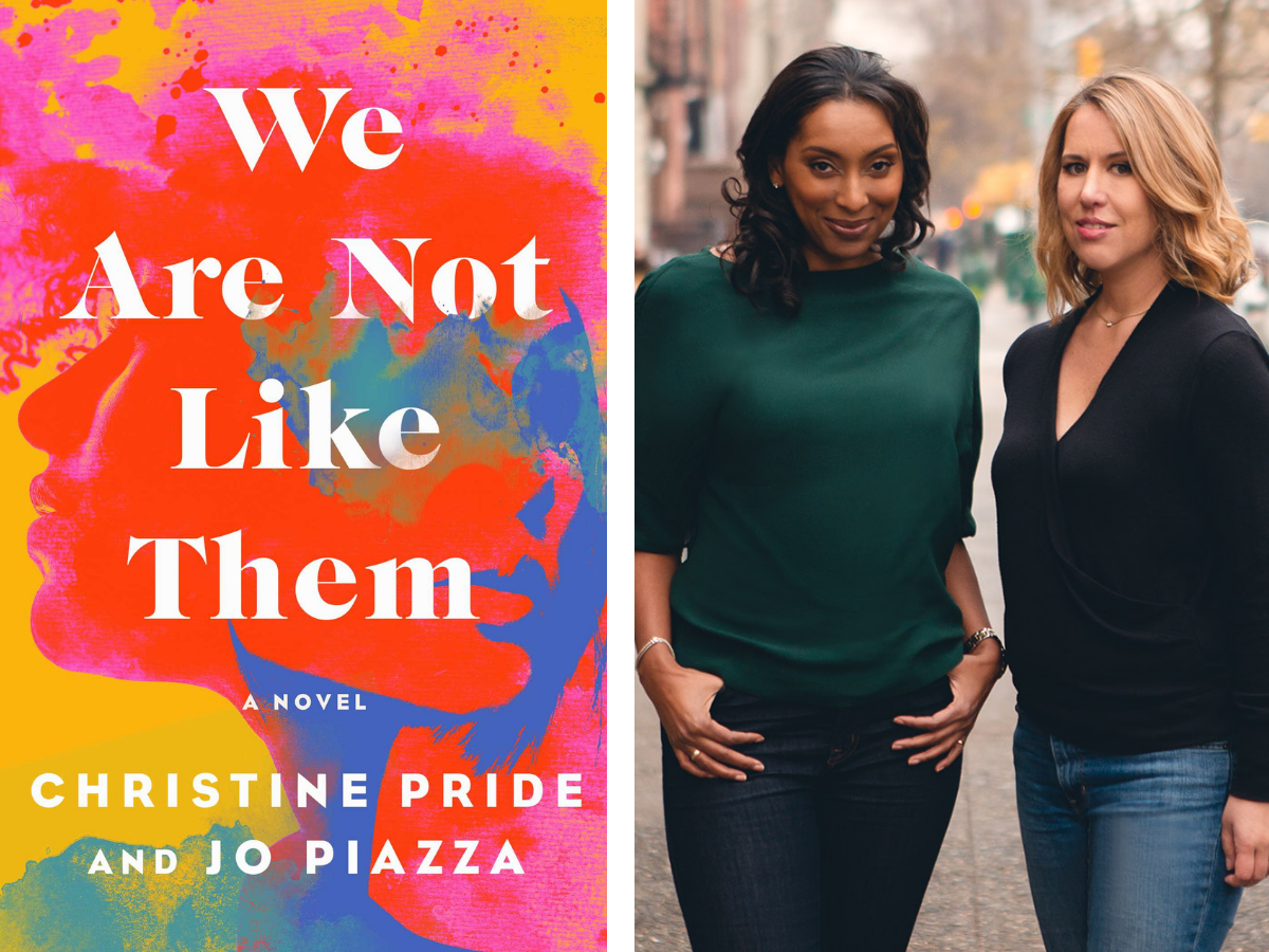 Author Series: Christine Pride and Jo Piazza