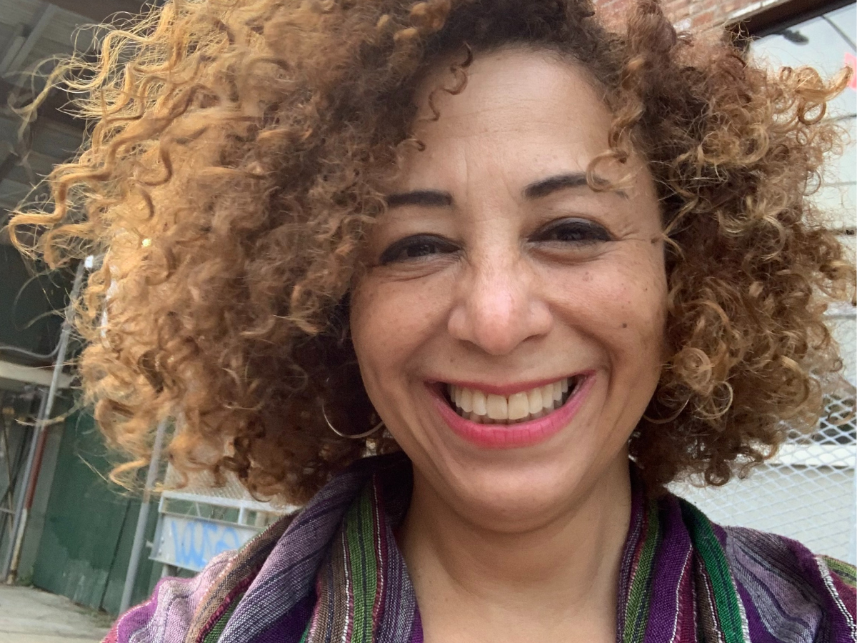 How She Revels: Gina Nicole Brown