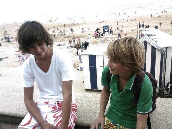 nicolas et lucas sables dolonnes 2008