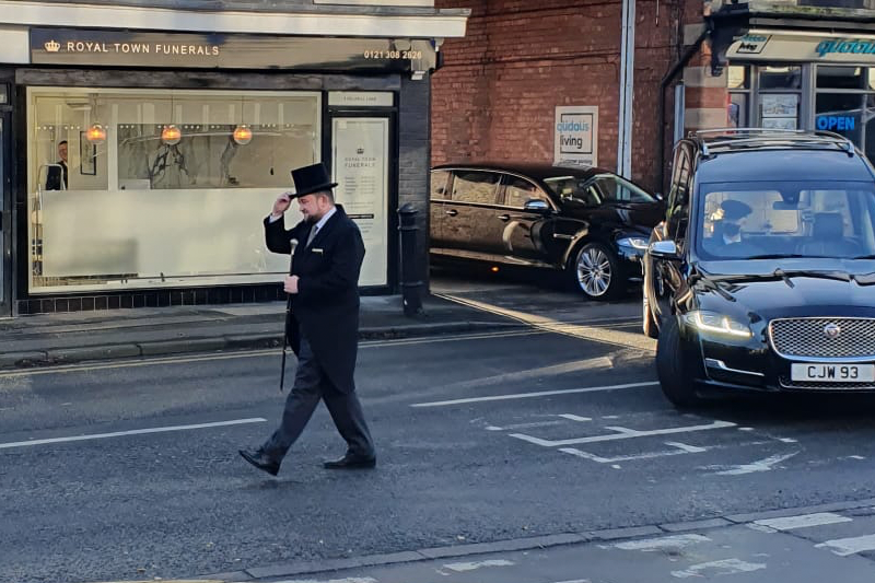 Choose a quality Funeral Director in Sutton Coldfield
