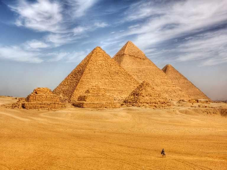 5 facts about the Great Pyramid of Giza - HistoryExtra