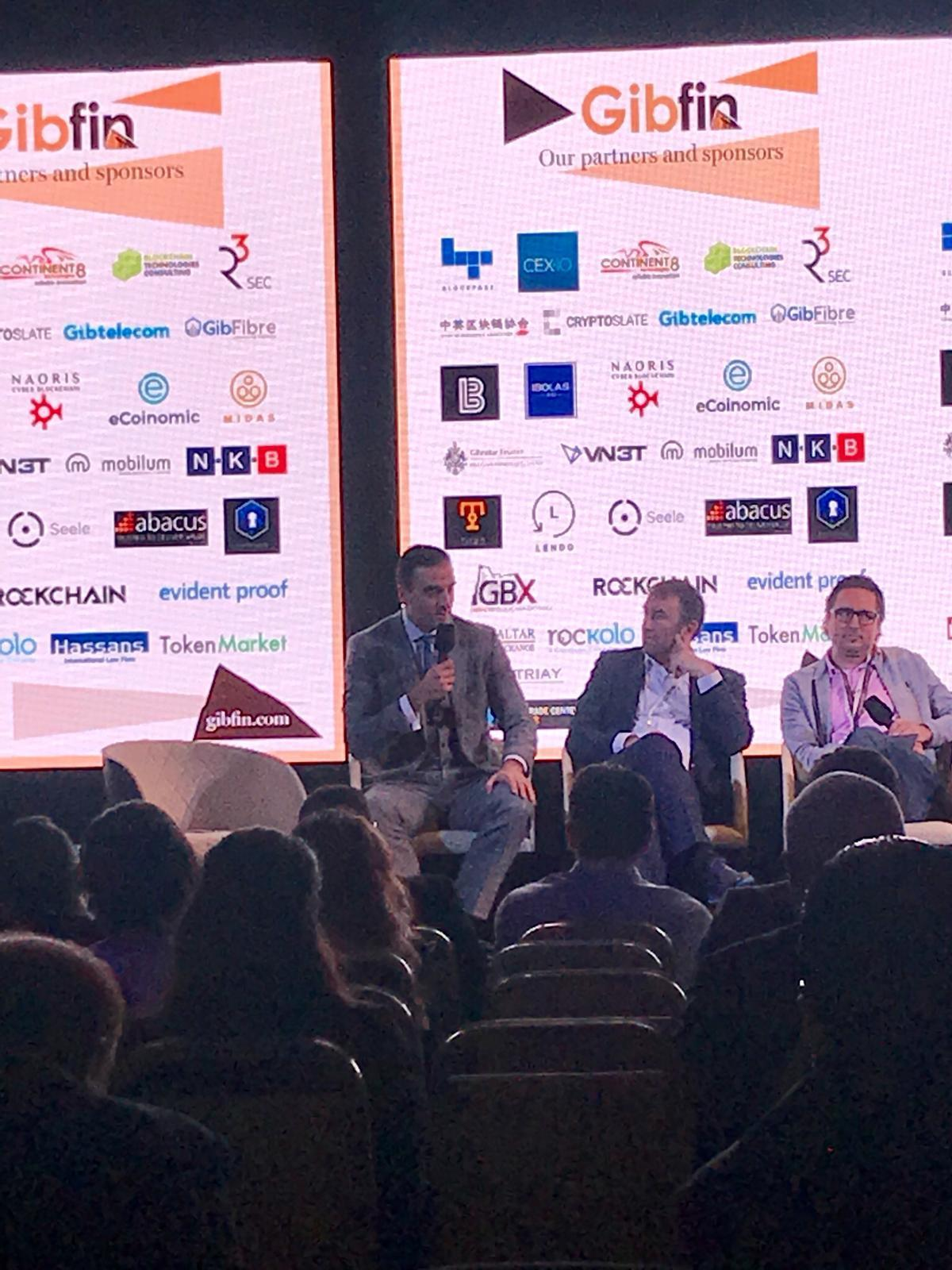 Digital Asset Management participates in GibFin Forum 2018