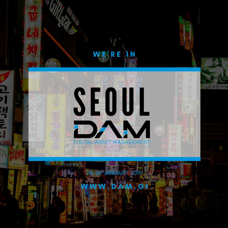 DAM Explores Opportunities in Asia – Seoul, South Korea