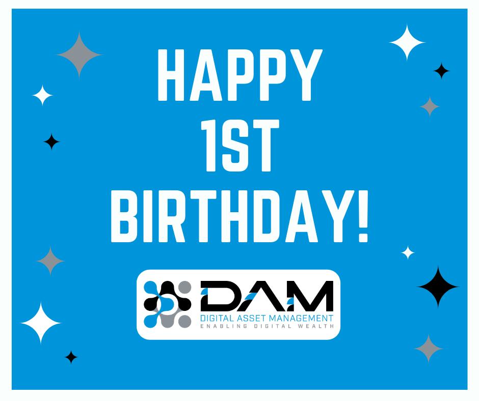 DAM Celebrates 1 Year