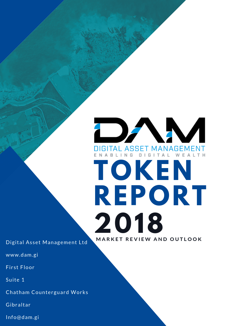 DAM Token Report – Market Review and Outlook Q1-Q4 2018