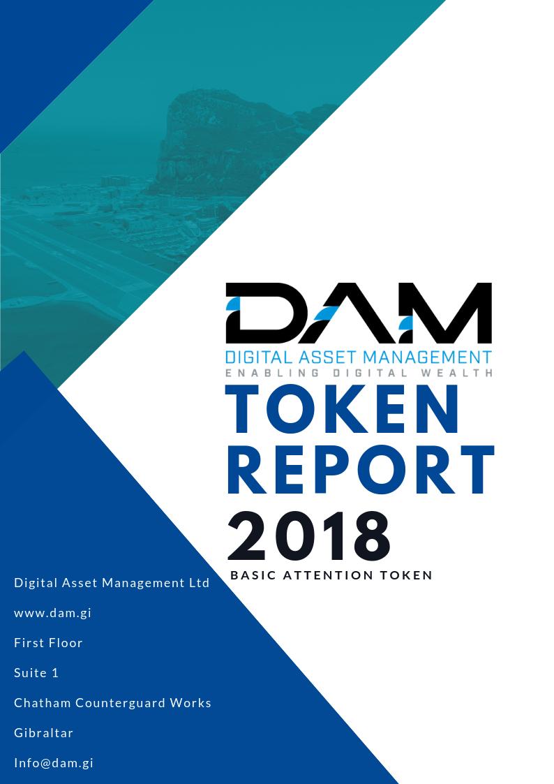 DAM Token Report – Basic Attention Token (BAT)