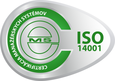 ISO certificate 14001