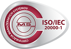 ISO certificate 20000