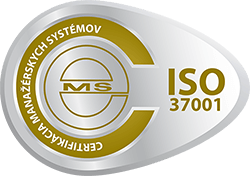 ISO certificate 37001