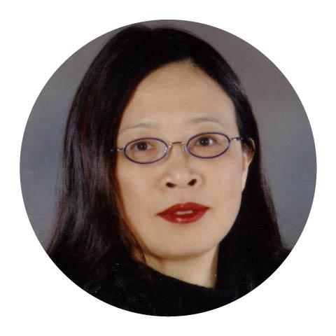 A Headshot of Peipei Ping