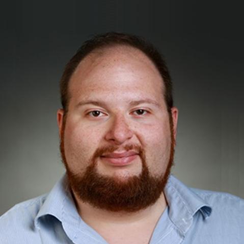 A portrait of Ron Vagnozzi