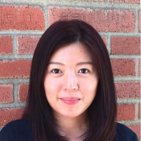 A portrait of Maggie Lam