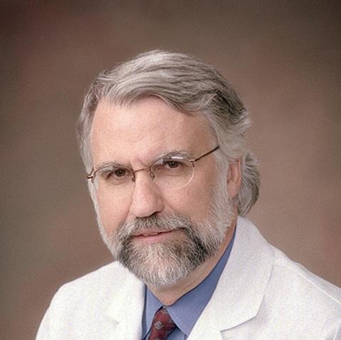A portrait of Michael Bristow