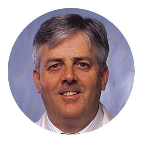 A Headshot of Gary Lopaschuk