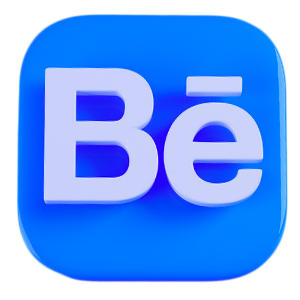 Behance® Icon