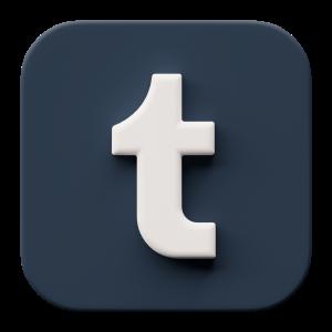 Tumblr® Icon