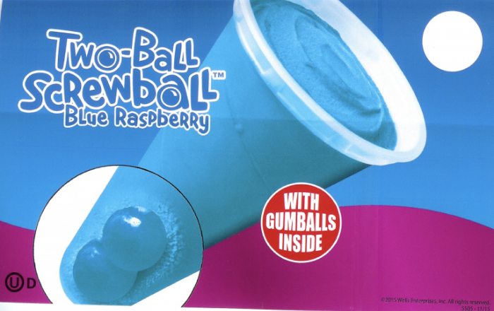 two ball screwball