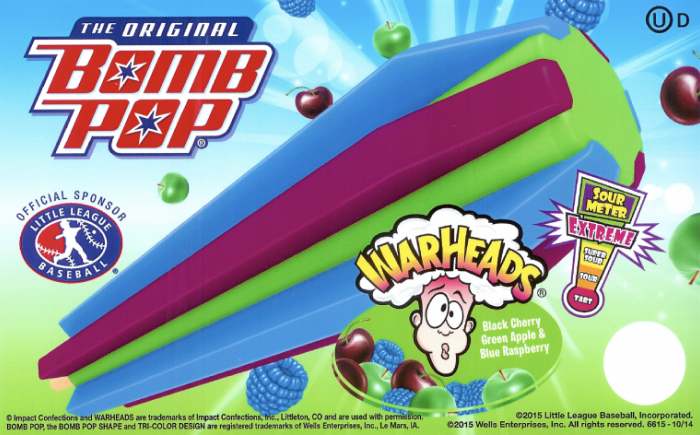bomb pop popsicle warheads