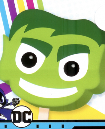 teen titans beast boy popsicle