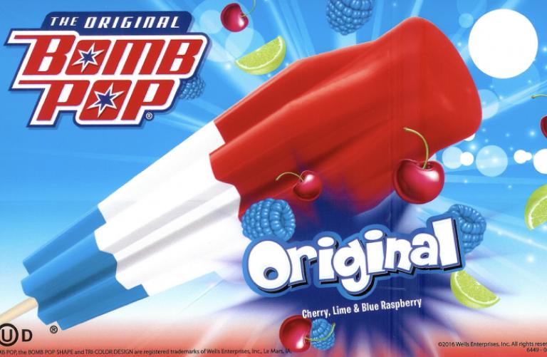 original bomb pop