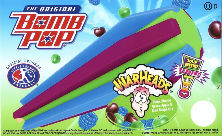warheads bomb pop