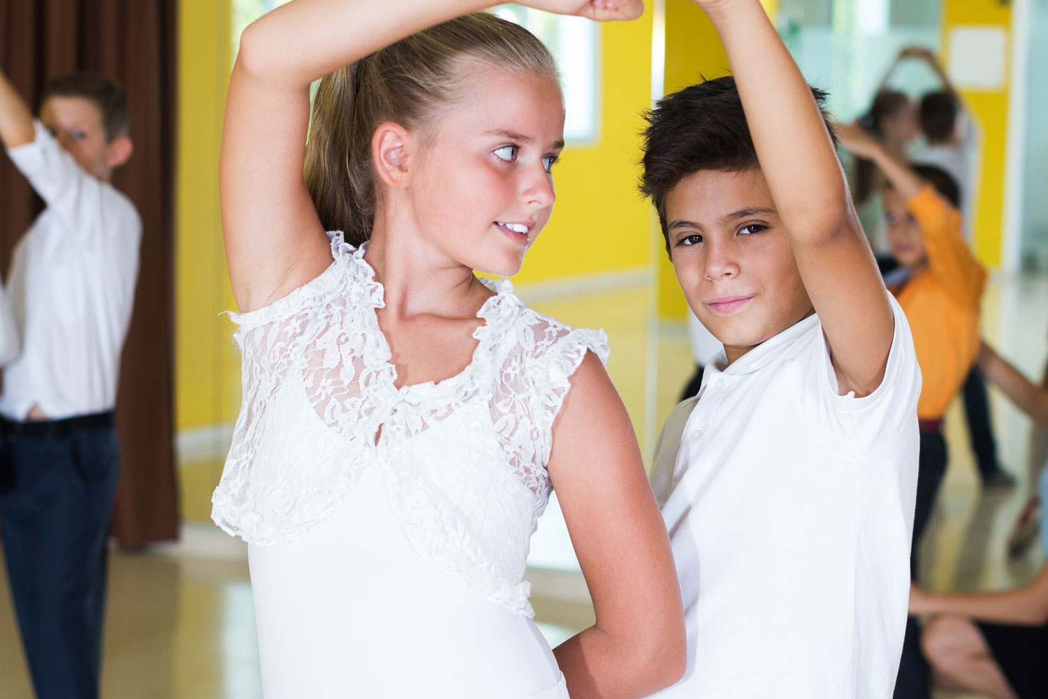 Allow your students to experience ballroom dancing with MarShere Dance Studios