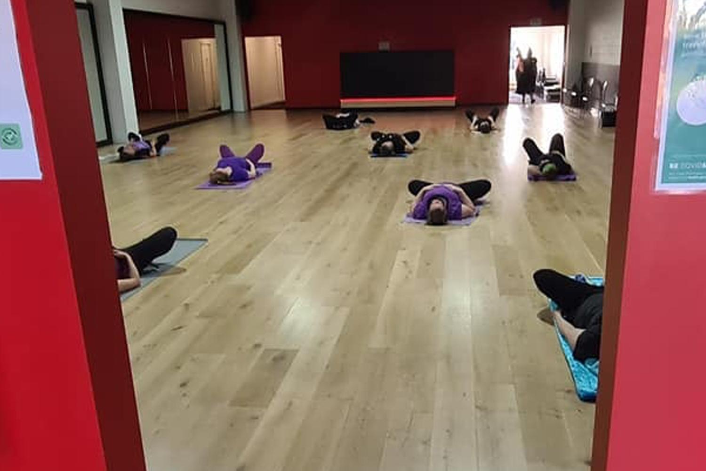 Range of fitness, health & dance specific classes