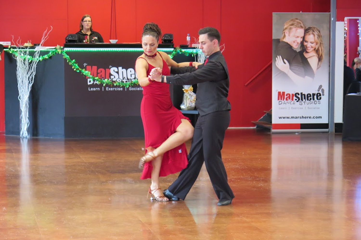 Learn to Dance Argentine tango