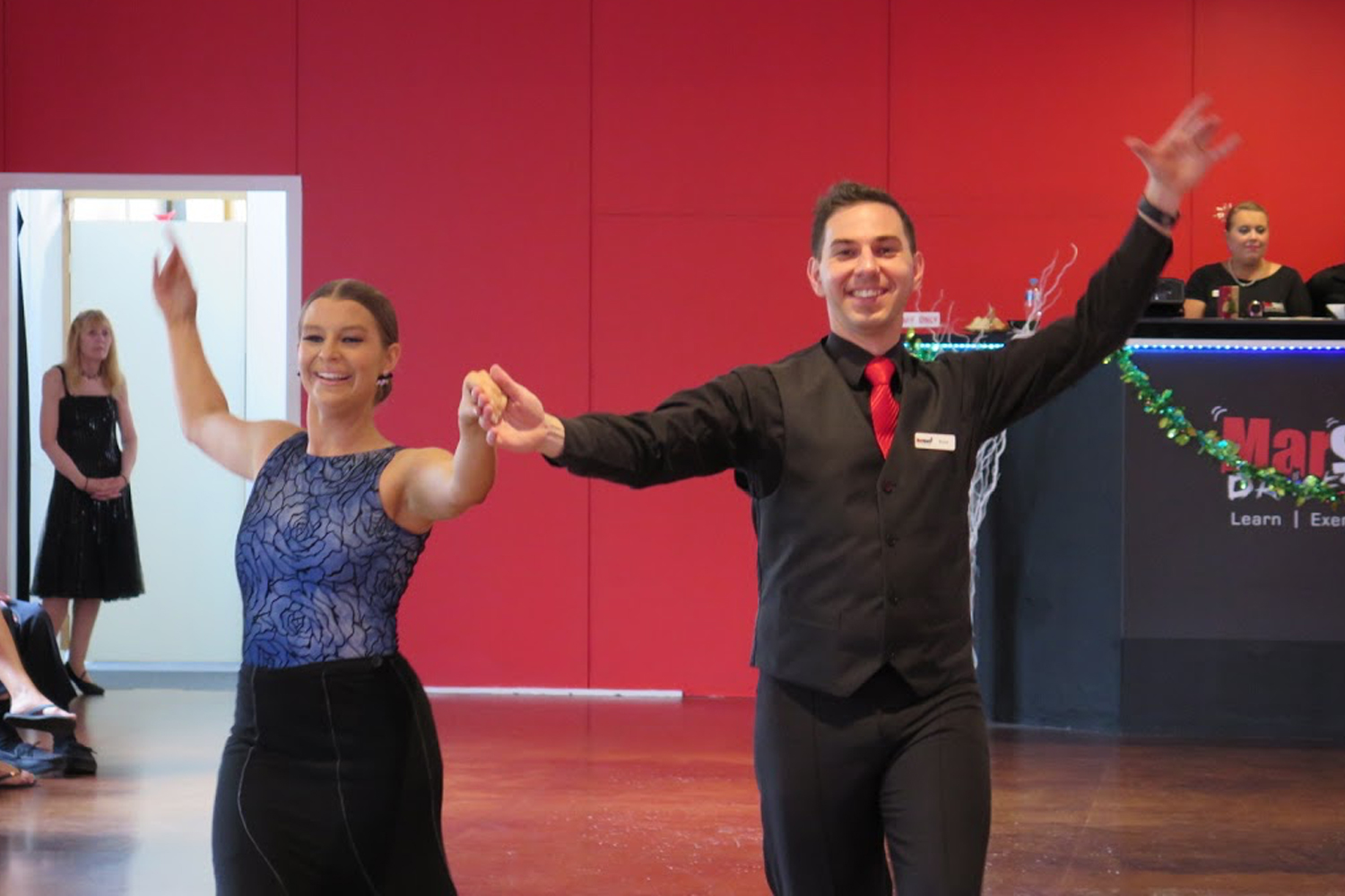 Adult Learn to Dance classes at MarShere Greensborough