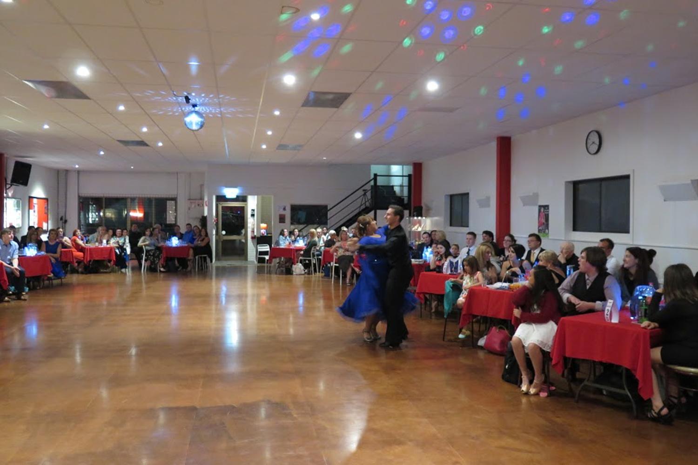 Social dancing, events and more at MarShere Greensborough