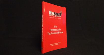 Street Latin Technique Book