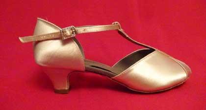 Women's Cuban Latin Dance Shoes