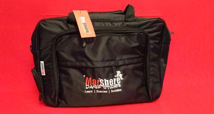 MarShere Dance Travel Bag