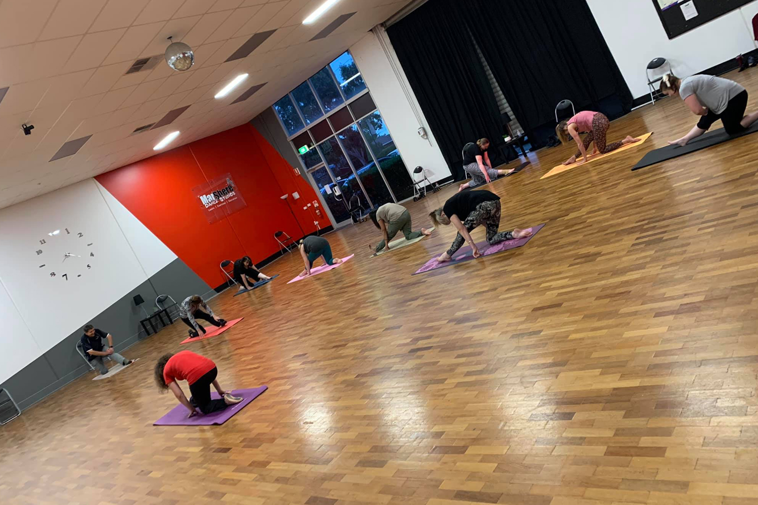 Fitness, Pilates and Dance Classes at MarShere Chelsea Heights