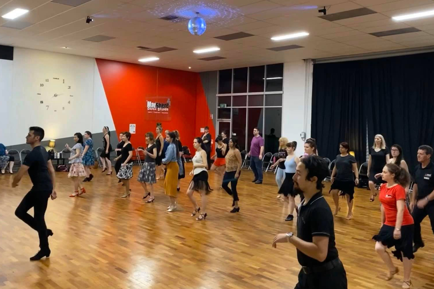 Adults Dance, Fitness & Lifestyle classes