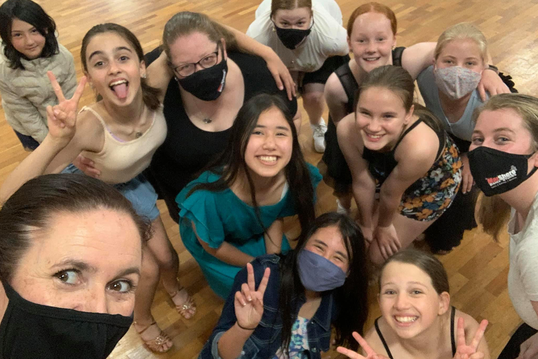 MarShere Chelsea Heights Teens class