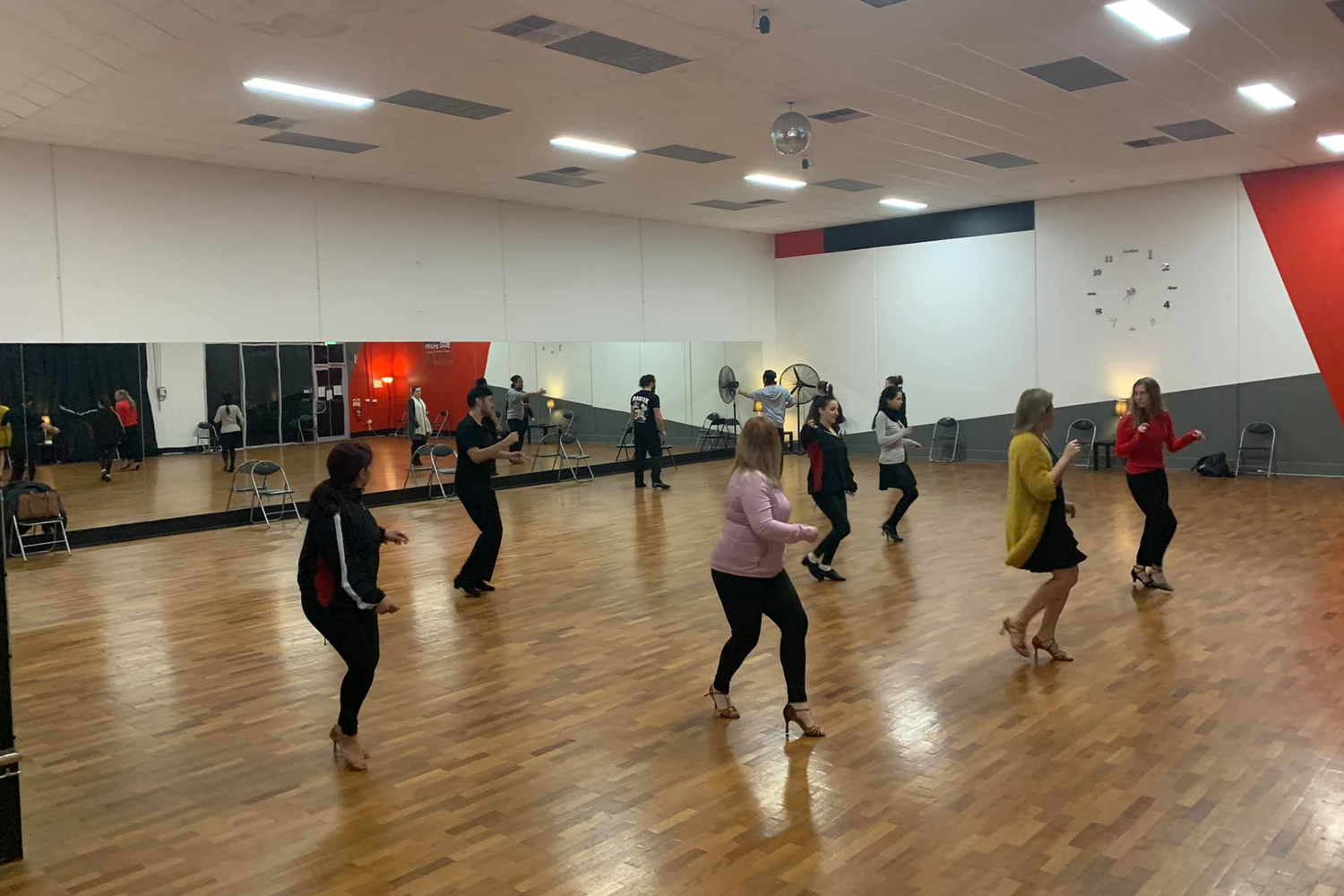 Learn to Dance at MarShere Chelsea Heights