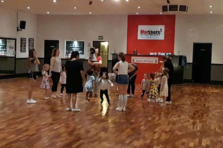 MarShere Kids and Teens dance classes