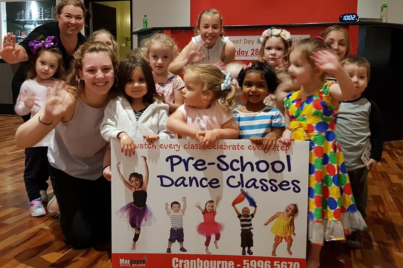 MarShere Cranbourne Kids classes