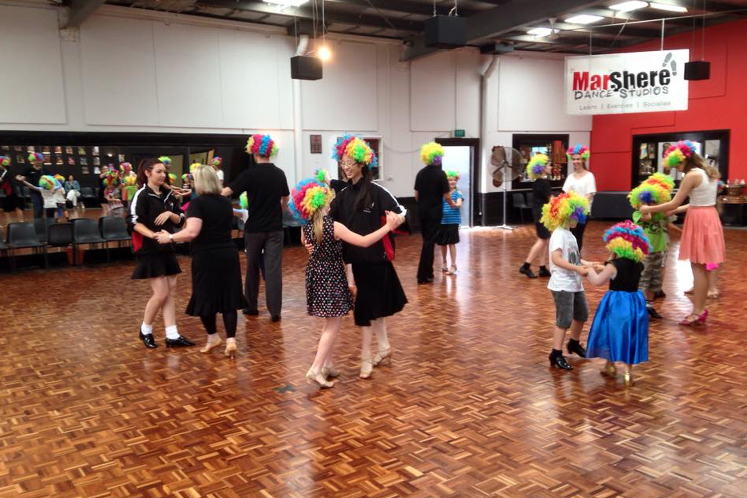 MarShere Ferntree Gully offers classes for all levels from beginners to advanced