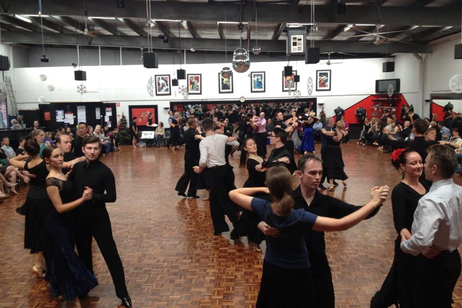 MarShere Ferntree Gully Adult Social classes