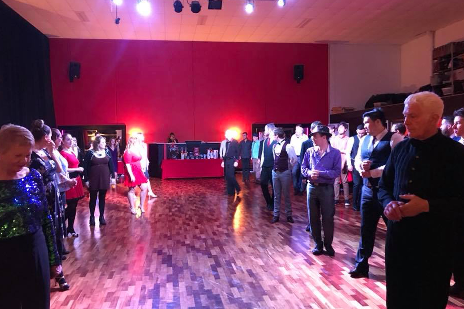 Learn to dance at MarShere Frankston