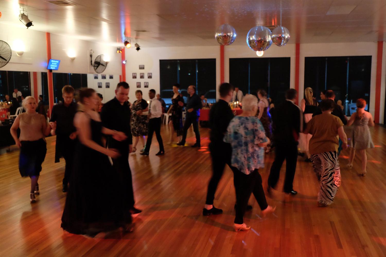 Social dance classes at MarShere Hastings