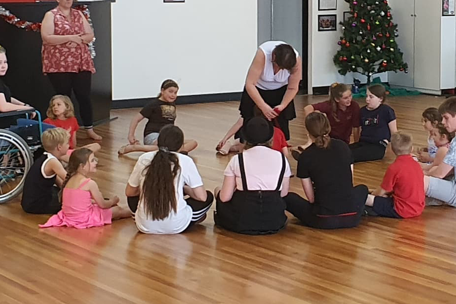 Fun and friendly environment for kids to learn to dance Ballroom and Latin