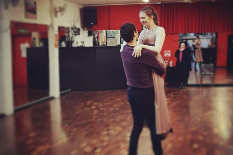 Wedding dance lessons at MarShere Heathmont